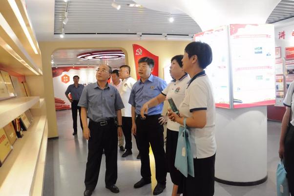 黑龙江省海林市人民检察院到我院考察学习