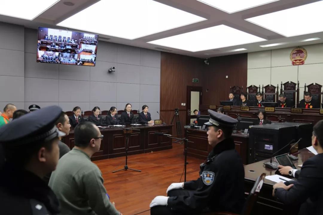 李学跃等人组织,领导,参加黑社会性质组织案一审宣判