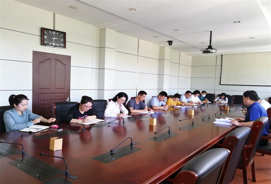 召开第二季度意识形态工作联席会议
